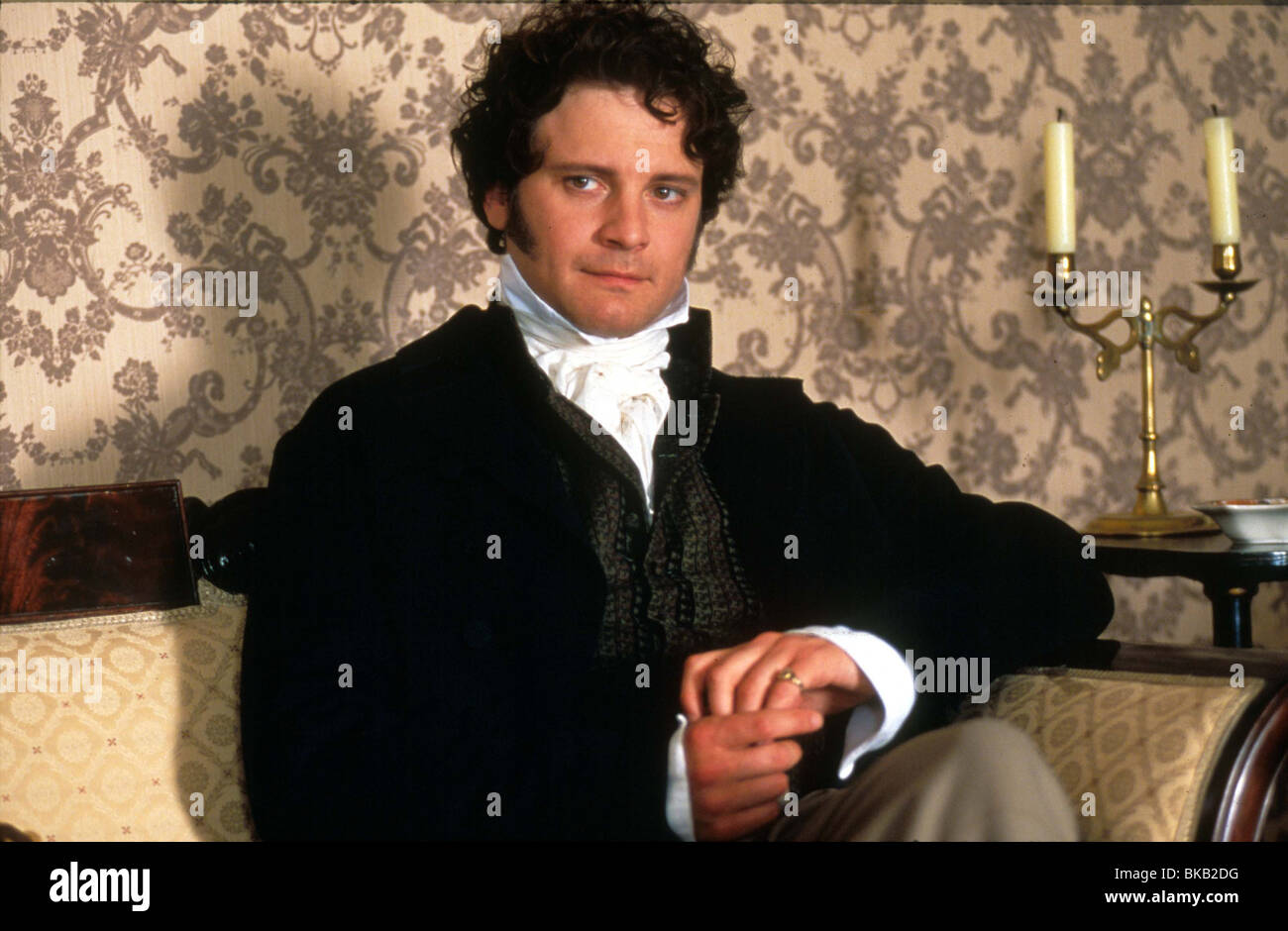 Colin Firth Pride And Prejudice Stockfotos Colin Firth Pride And