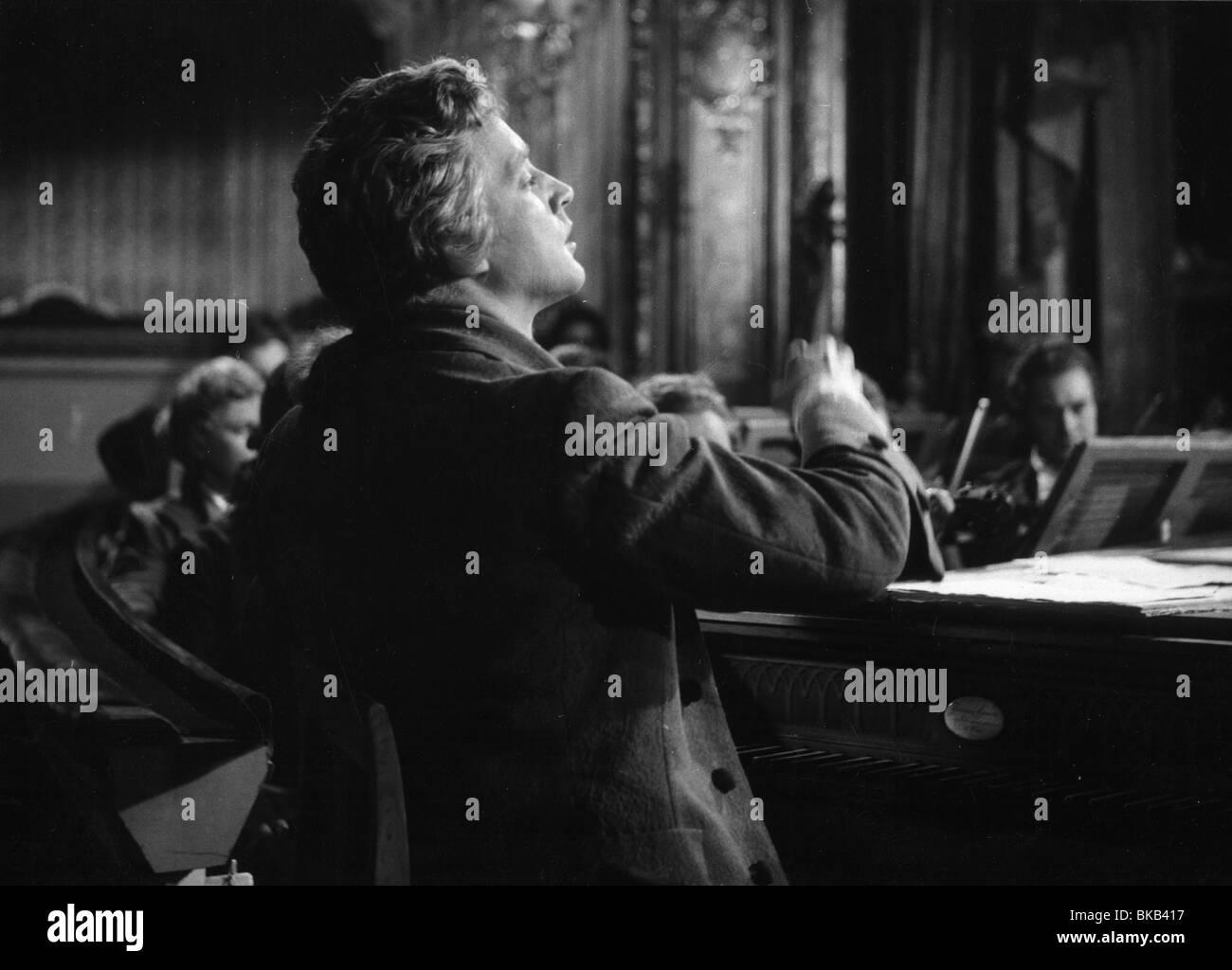 Mozart-Jahr: 1955 Regie: Karl Hartl Oskar Werner Stockbild