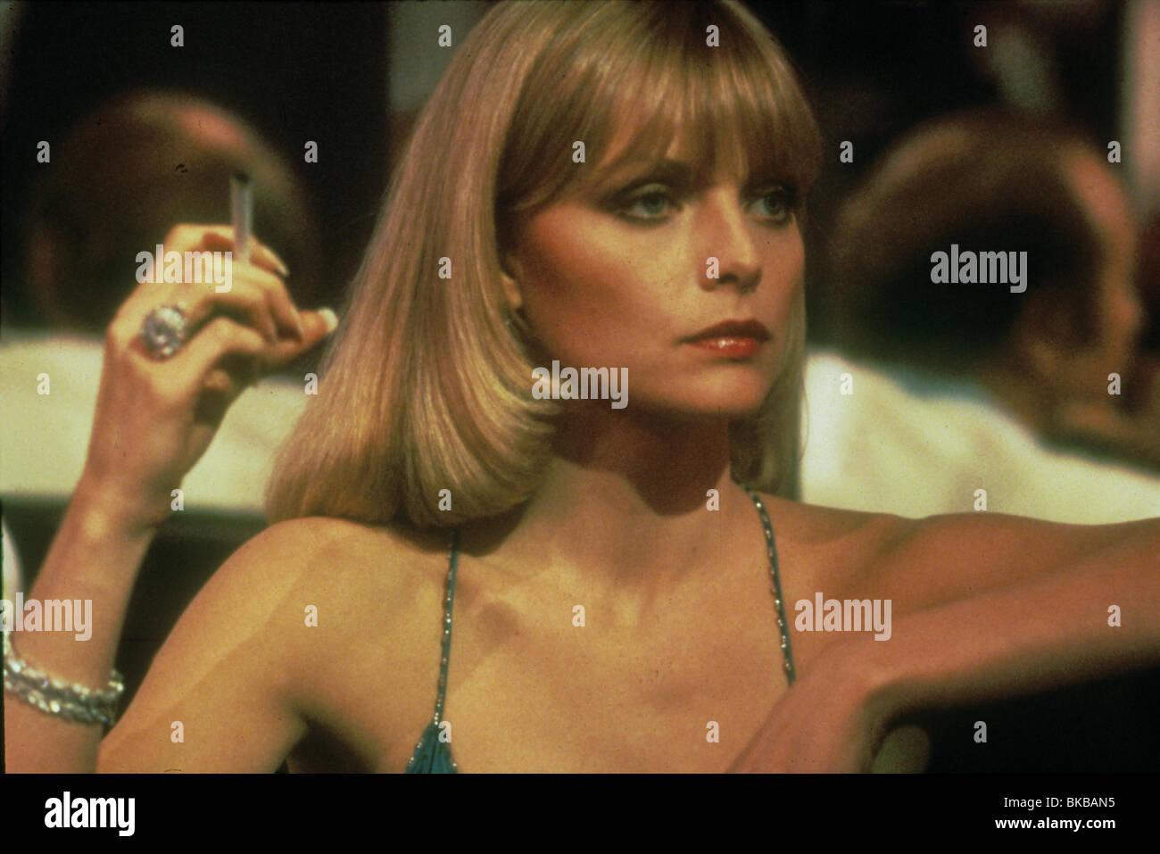 SCARFACE-1983 MICHELLE PFEIFFER Stockbild
