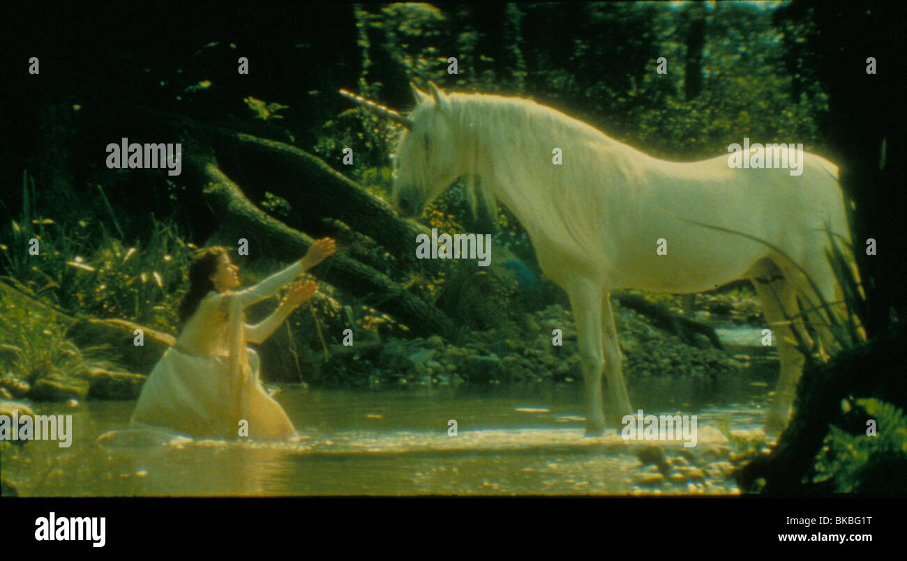 LEGENDE-1985 MIA SARA Stockbild