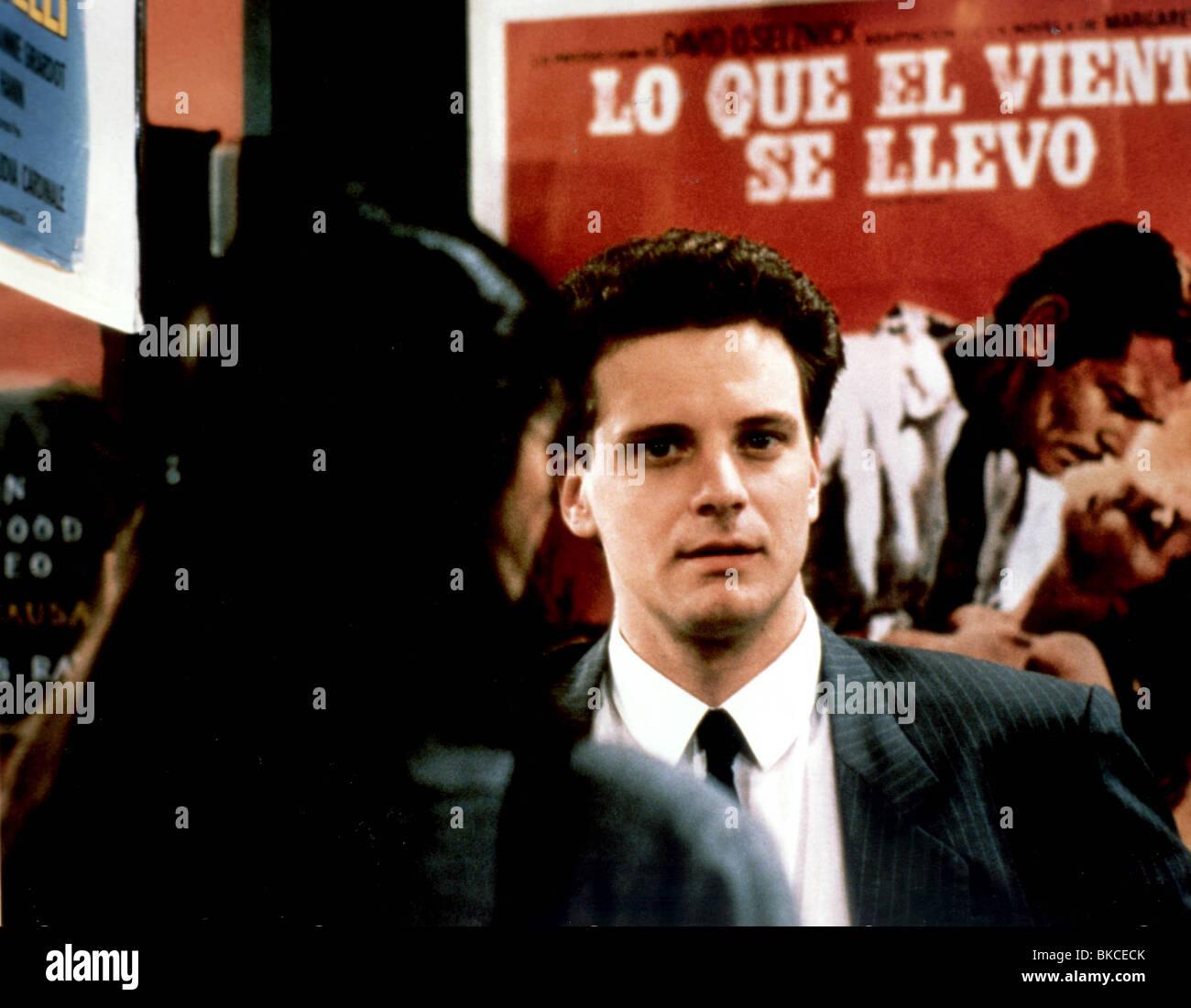 WOHNUNG AUF NULL (1988) COLIN FIRTH APZ 002CP Stockbild