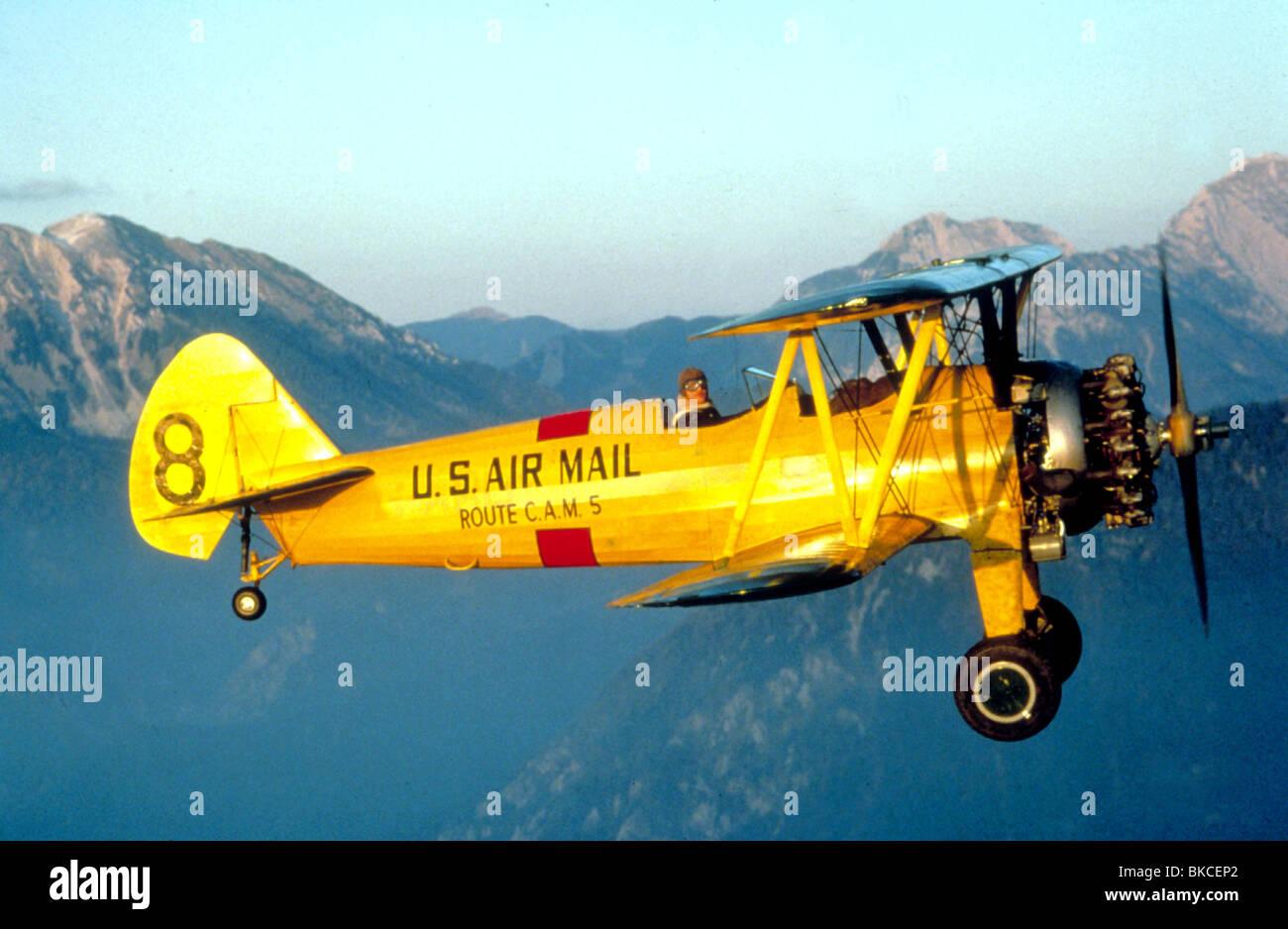 DER FLIEGER-1985 Stockbild