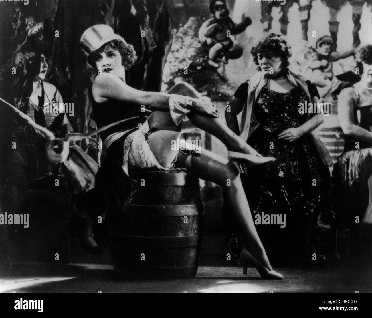 DER BLAUE ENGEL (1930) DER BLAUE ENGEL (ALT) MARLENE DIETRICH BLAN 002P Stockbild