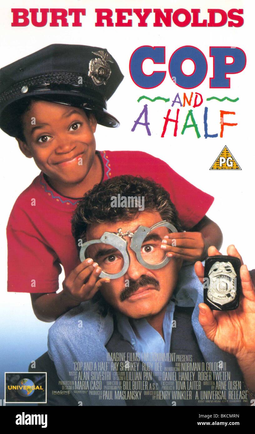 COP UND EINE HALBE-1993 Stockbild