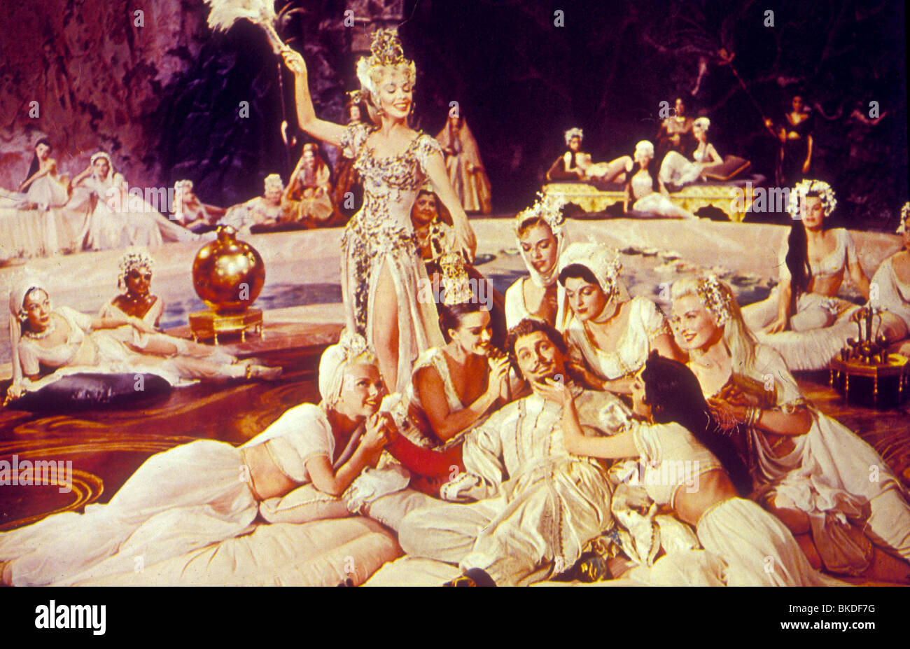 KISMET-1955 HOWARD KEEL Stockbild