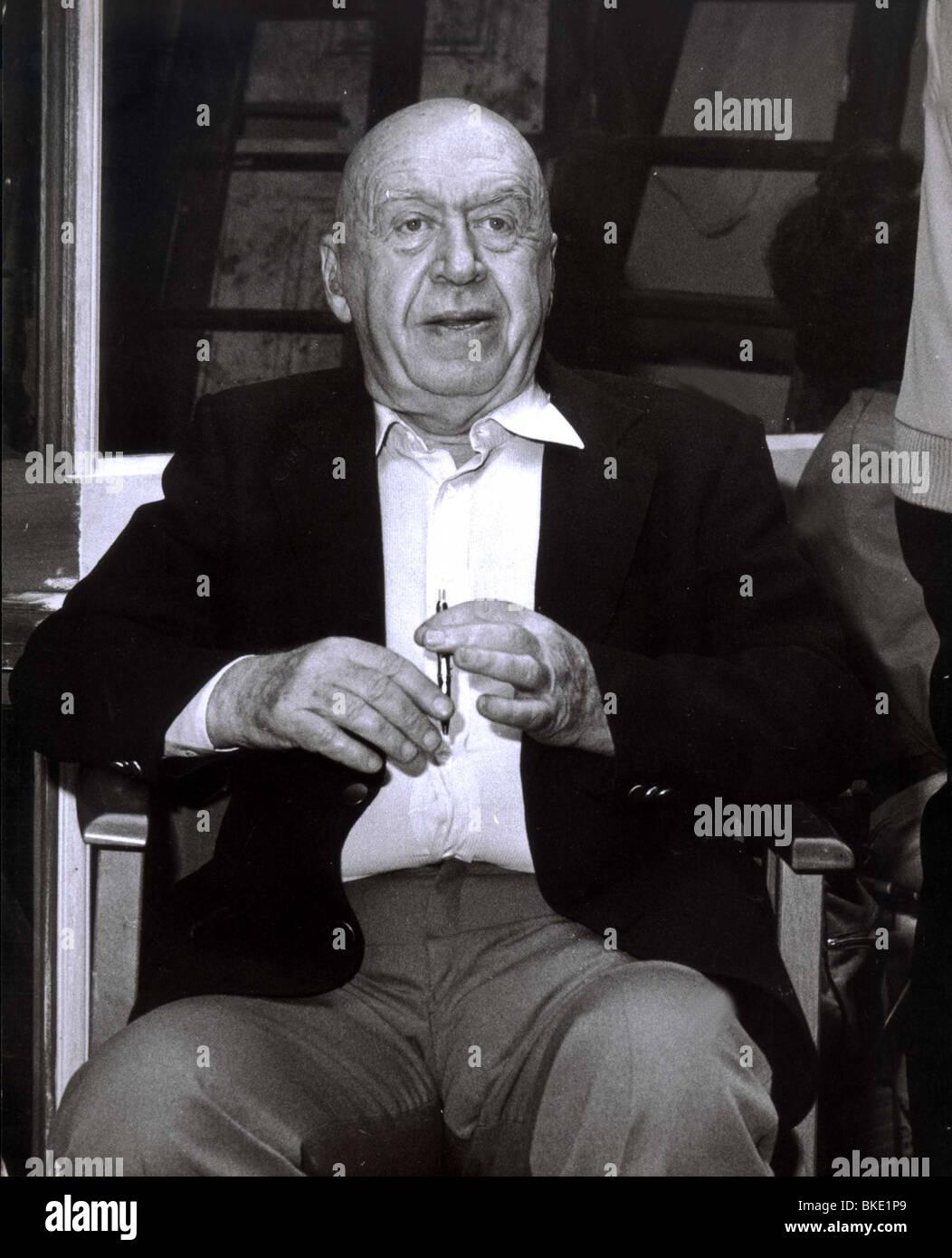 Otto Preminger Otto Preminger Stockfotos & Otto Preminger Otto ...