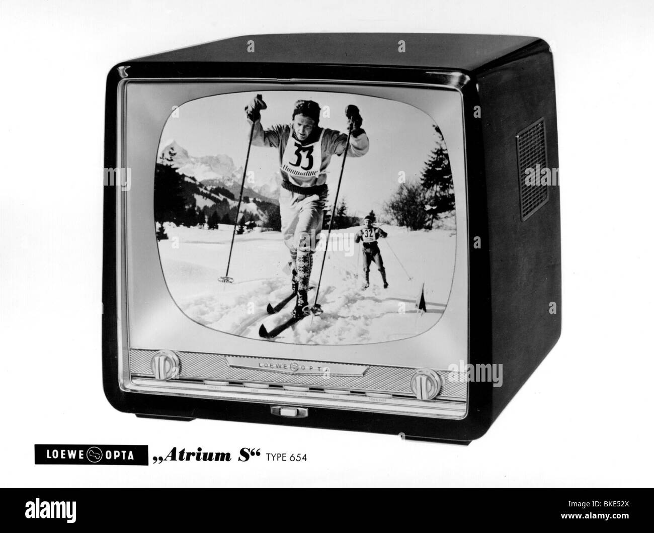 1950 39 s tv sets stockfotos 1950 39 s tv sets bilder seite 3 alamy. Black Bedroom Furniture Sets. Home Design Ideas