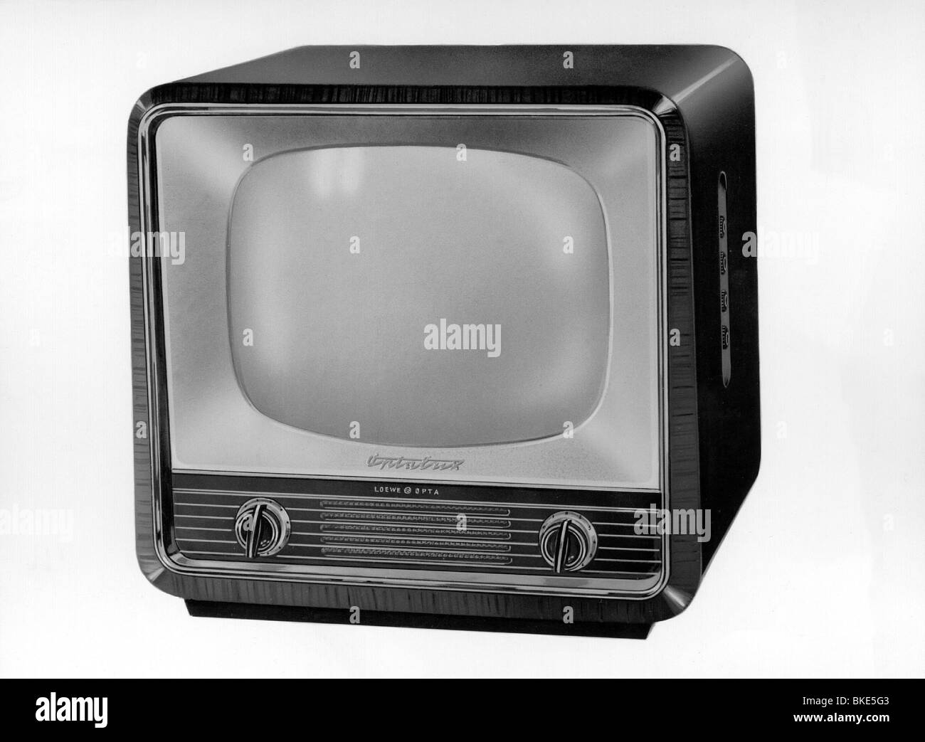 television set loewe opta stockfotos television set loewe opta bilder alamy. Black Bedroom Furniture Sets. Home Design Ideas