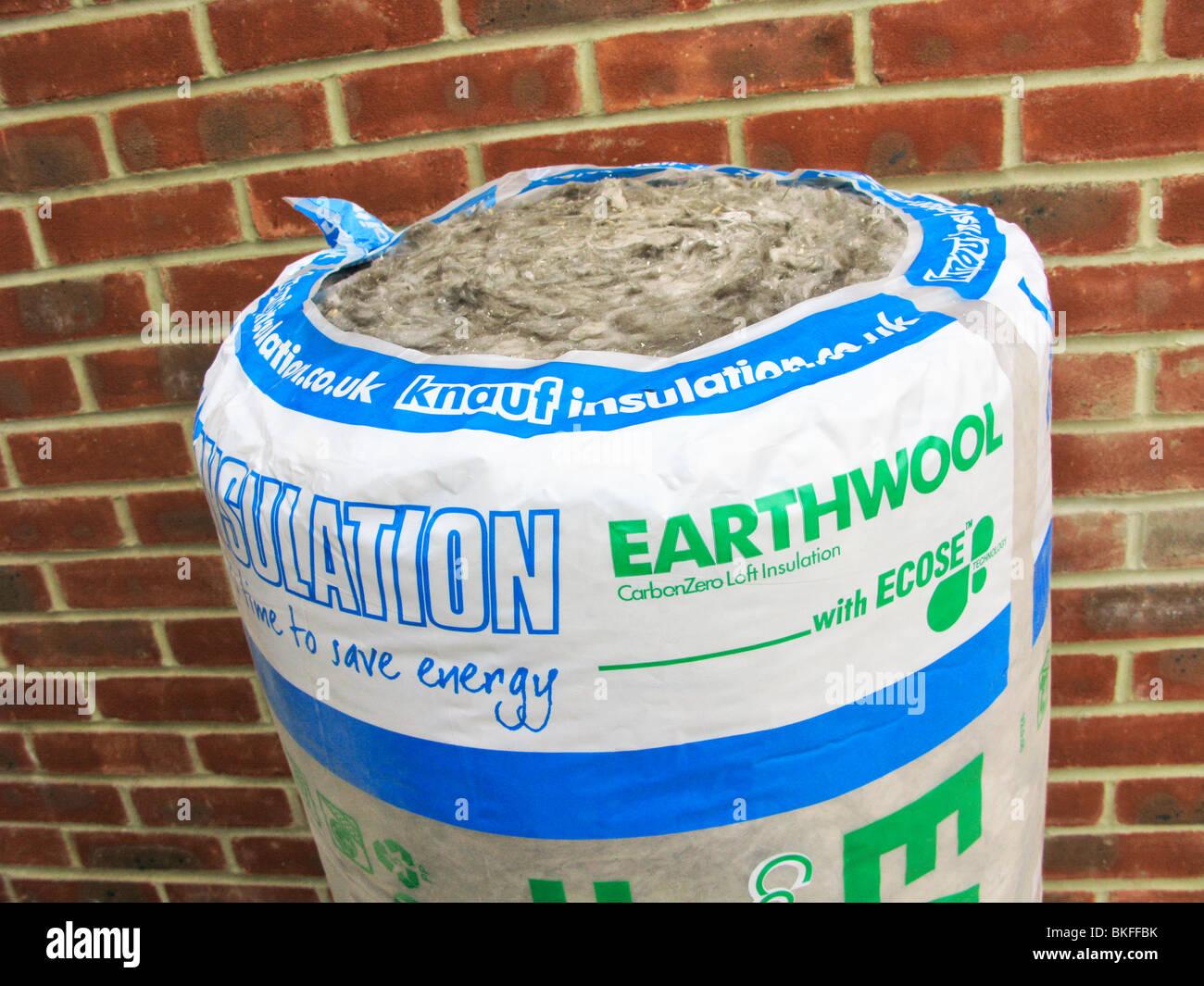 Earthwool Carbon Zero Loft U0026 Hohlraum Isolierung Verwendet, Um Energie  Sparen U0026 Helfen Sie Der