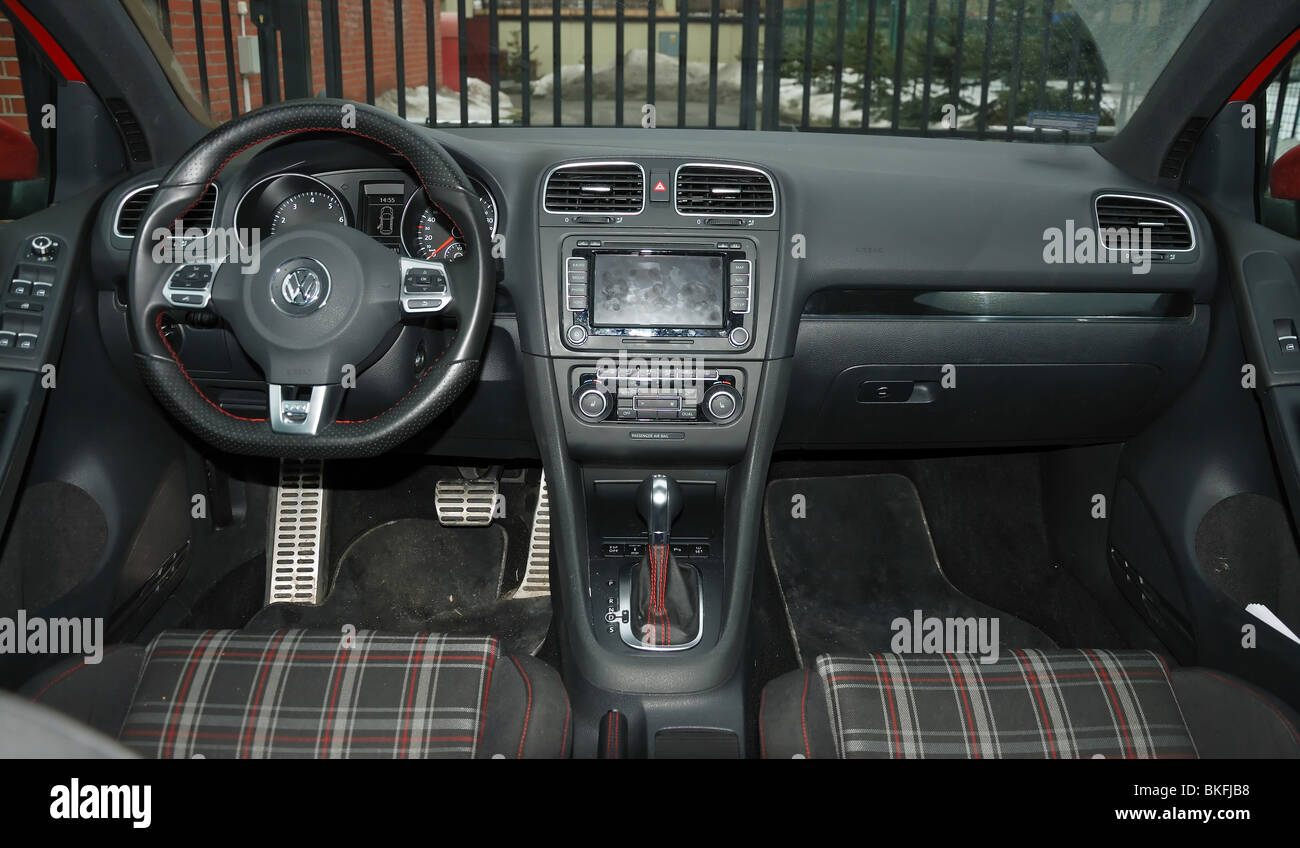 golf gti stockfotos golf gti bilder alamy. Black Bedroom Furniture Sets. Home Design Ideas
