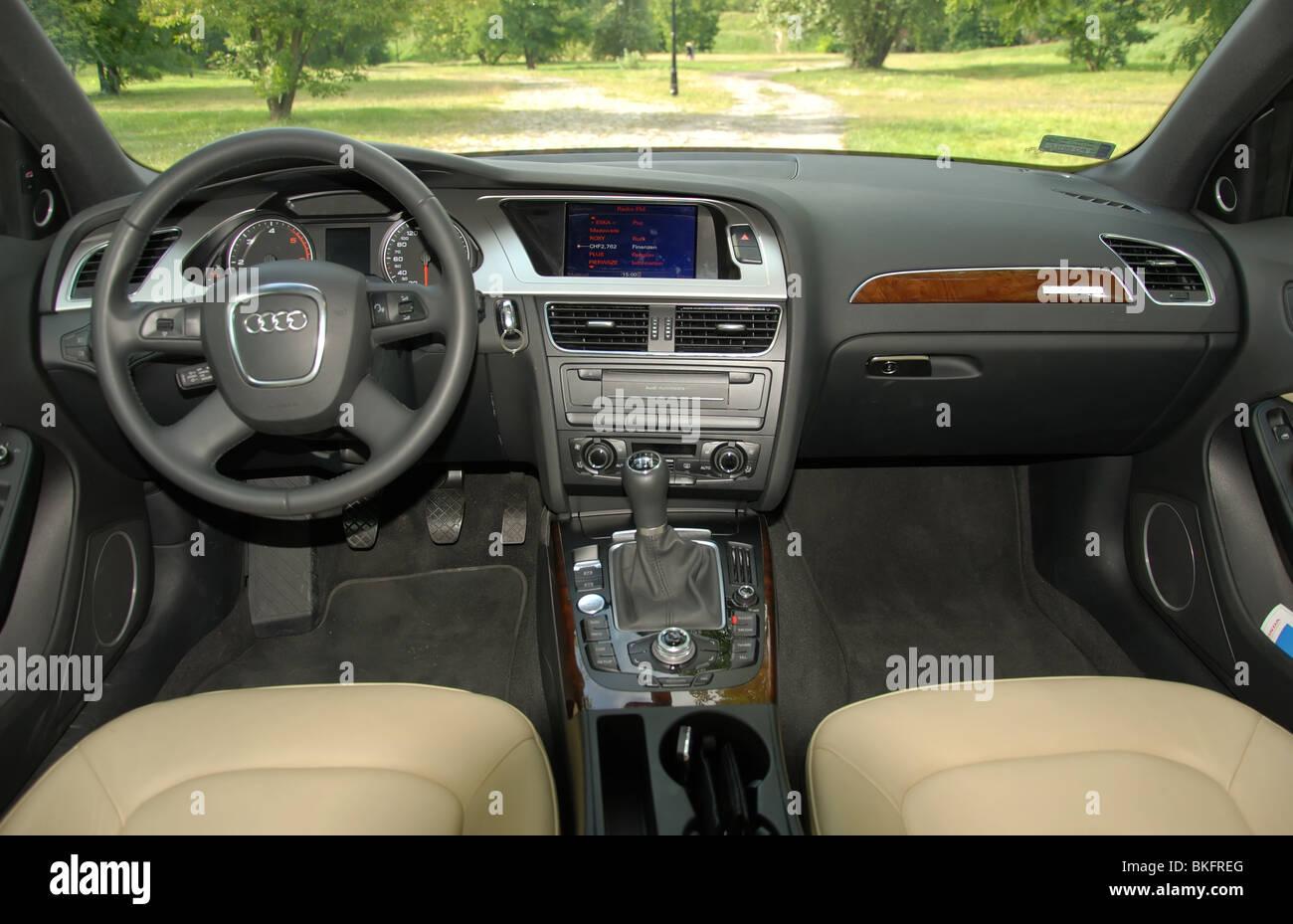 Audi A4 Allroad 2.0 TDI (Quattro) - 2009 - deutsche Premium ...