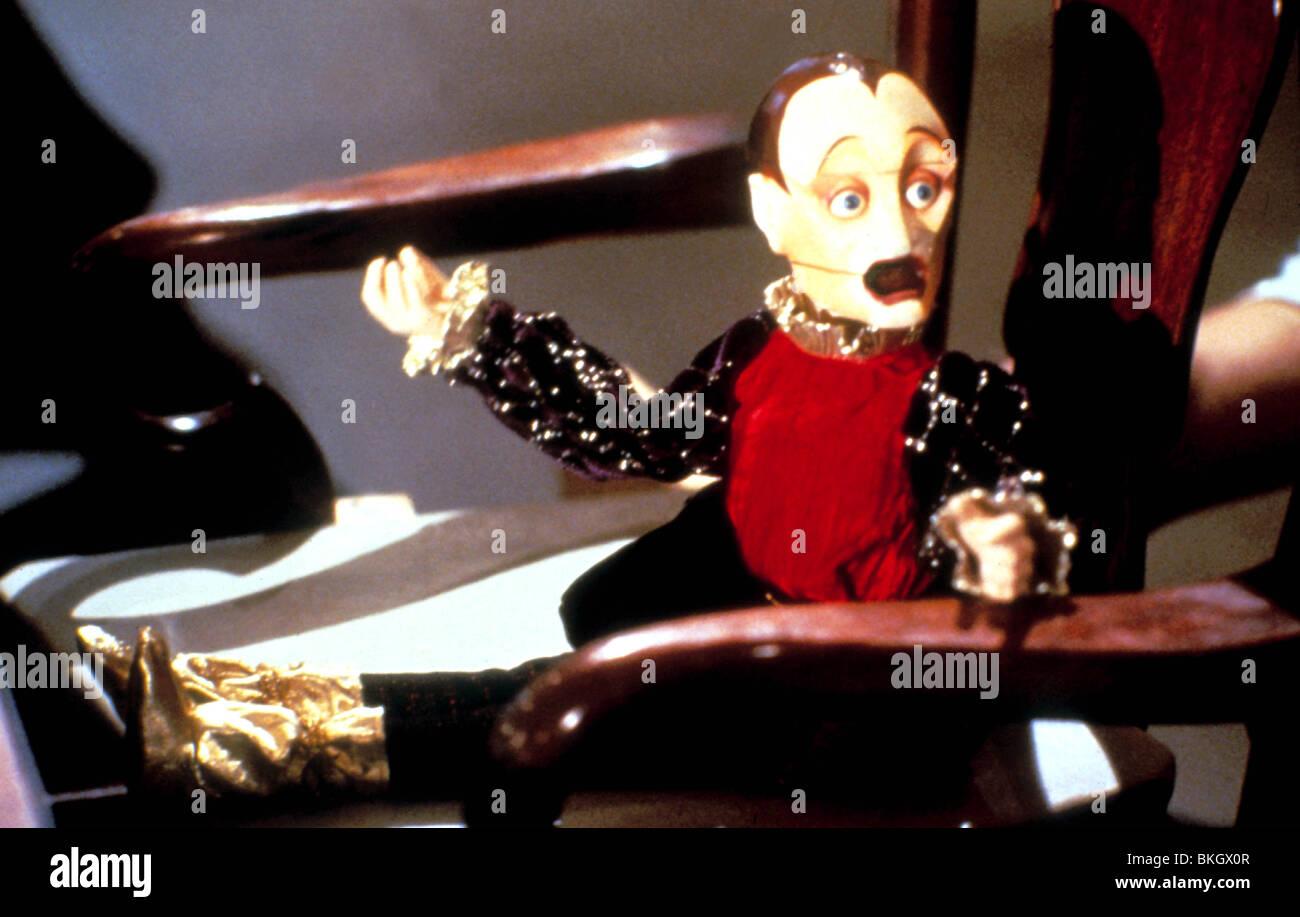 PUPPET MASTER-1989 Stockbild