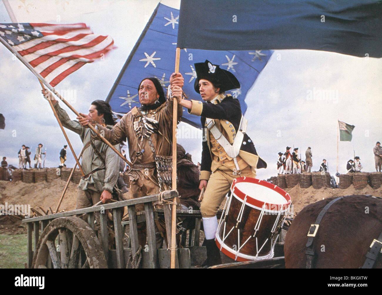 REVOLUTION-1985 Stockbild