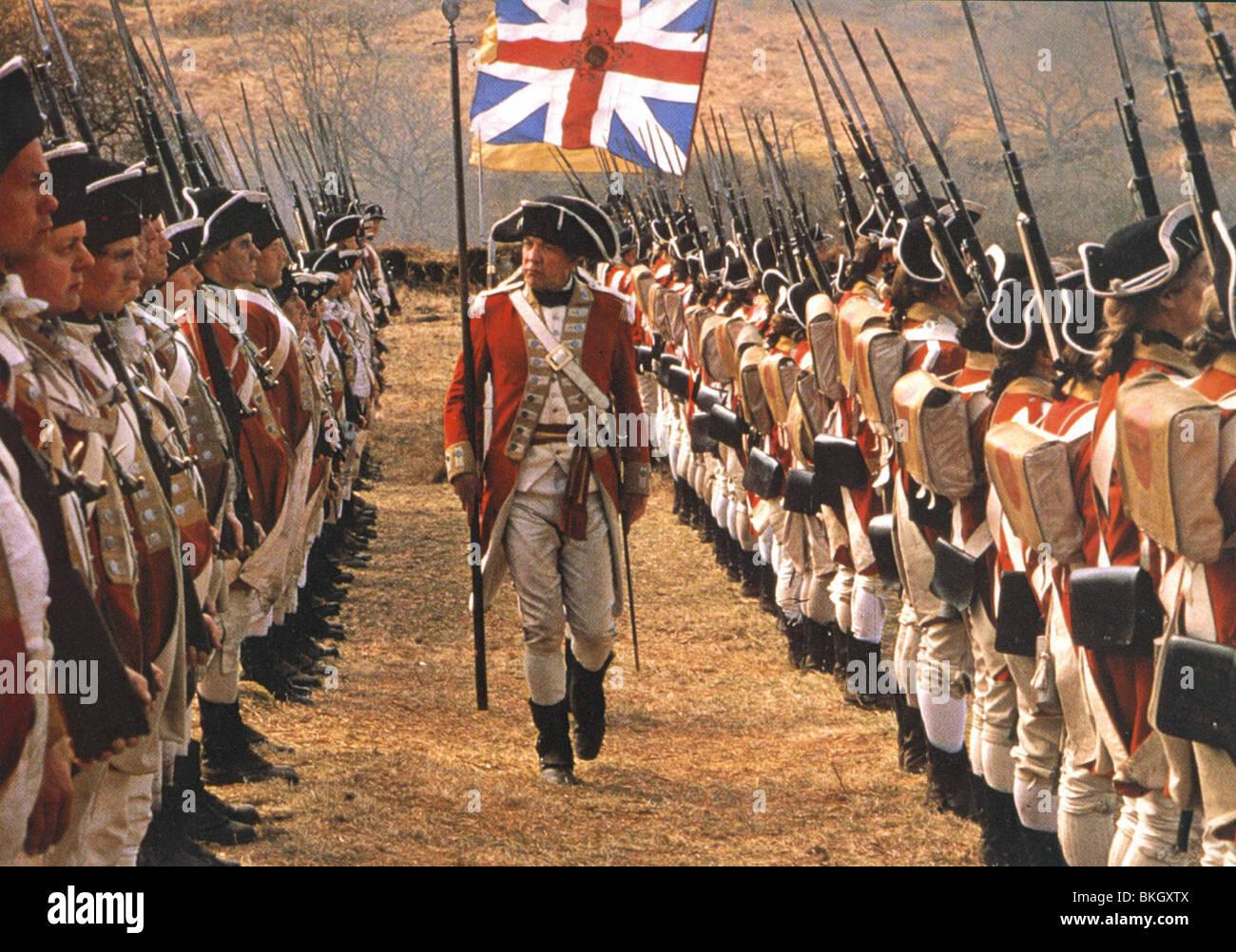 REVOLUTION (1985) DONALD SUTHERLAND REV 007FOH Stockbild