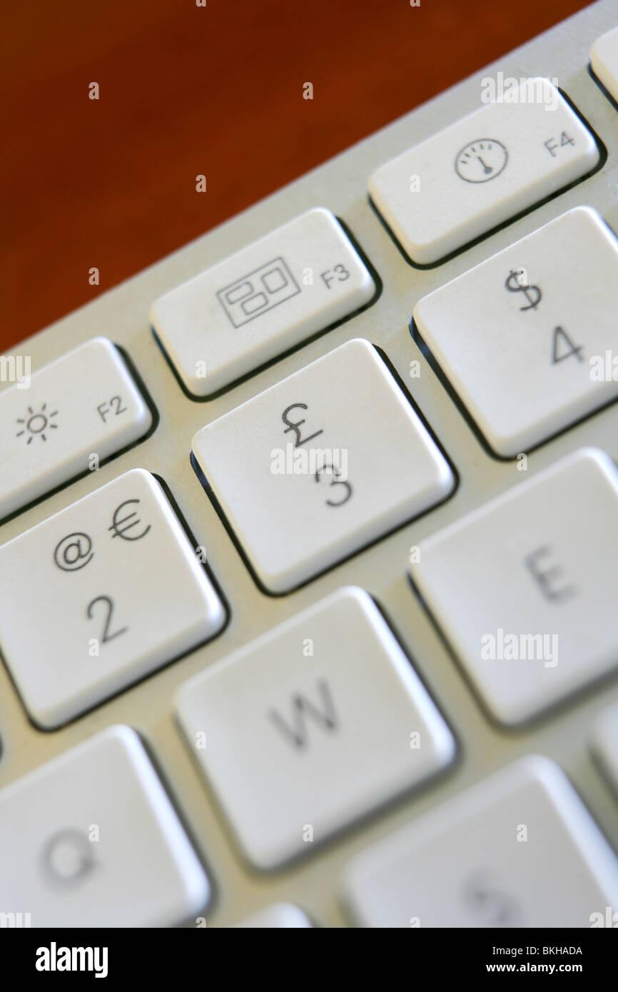 raute taste bei mac tastatur