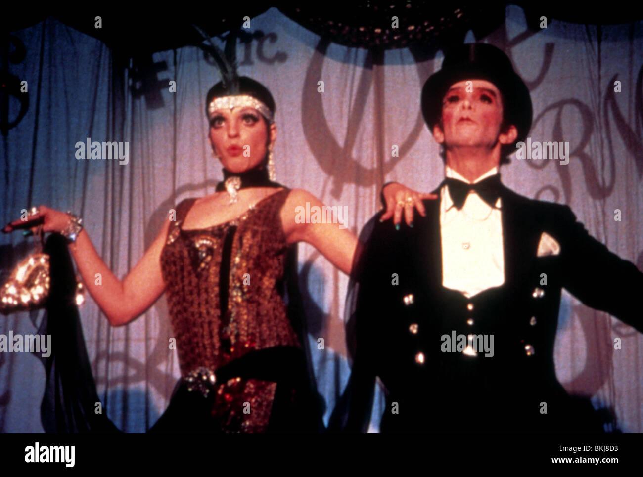 Cabaret 1972 Liza Minnelli Joel Grey Cab 023 Stockfoto Bild