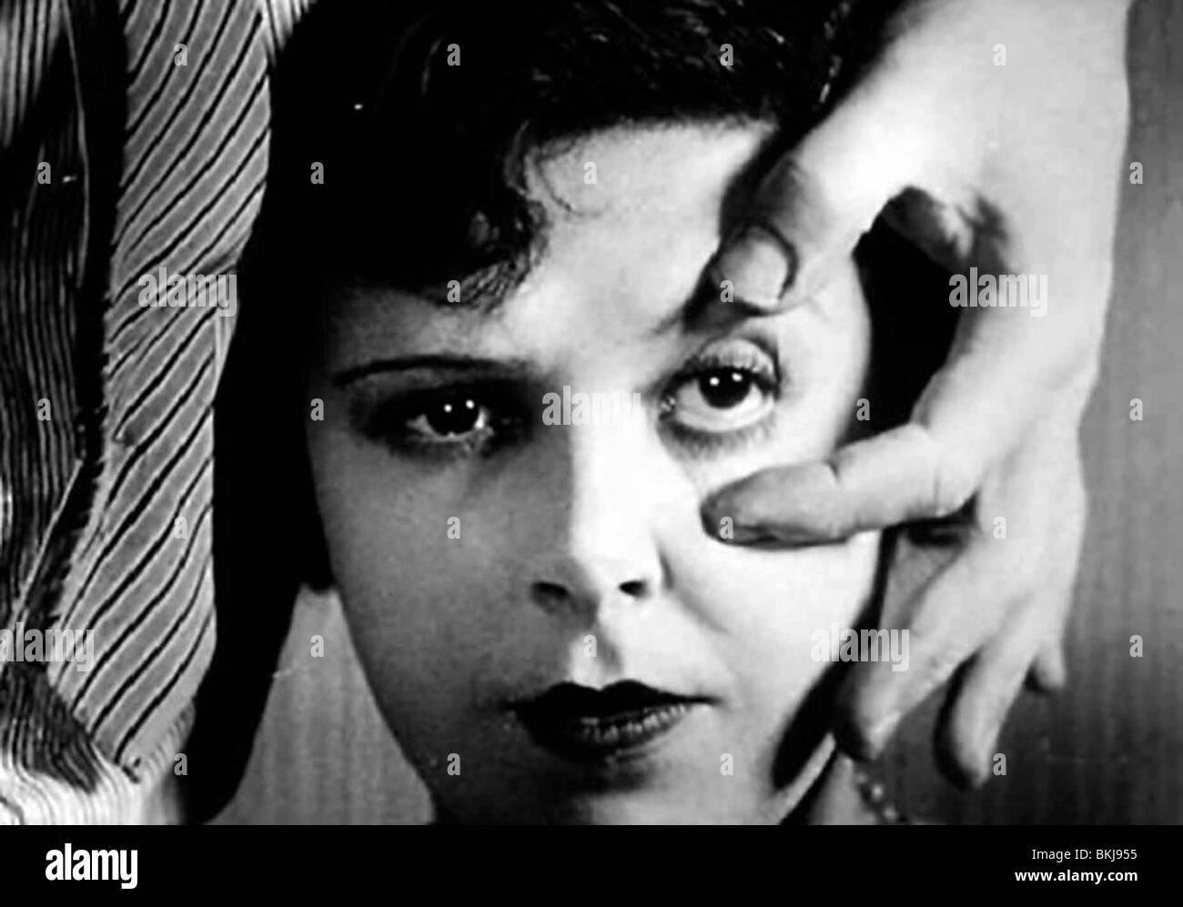UN CHIEN ANDALOU-1929 Stockbild