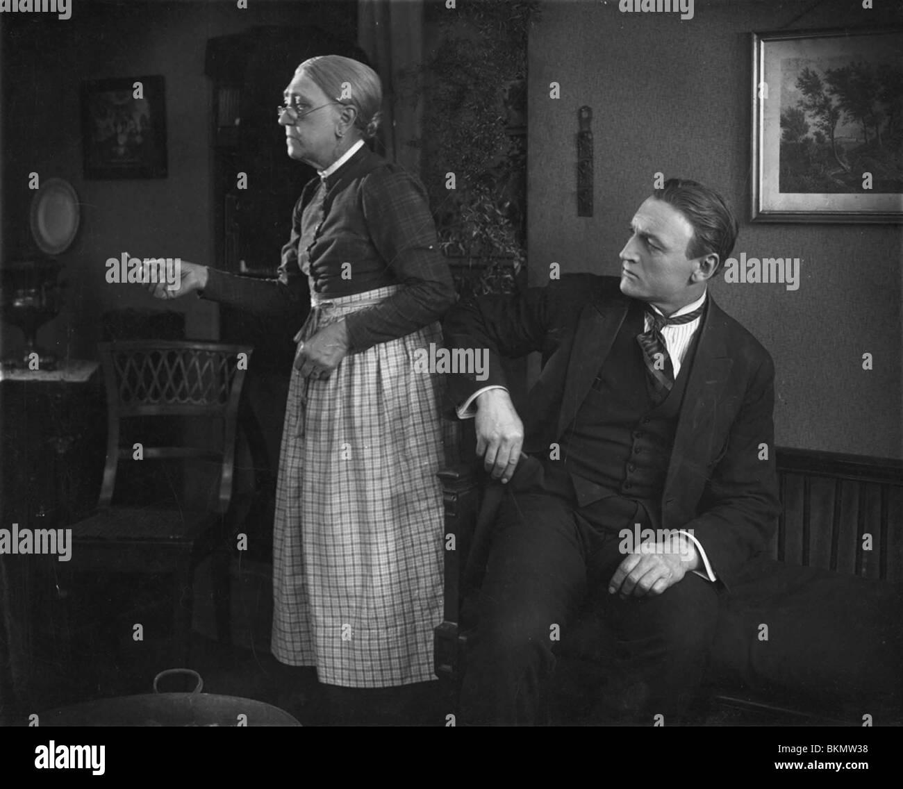 DER HAUSHERR-1925 Stockbild