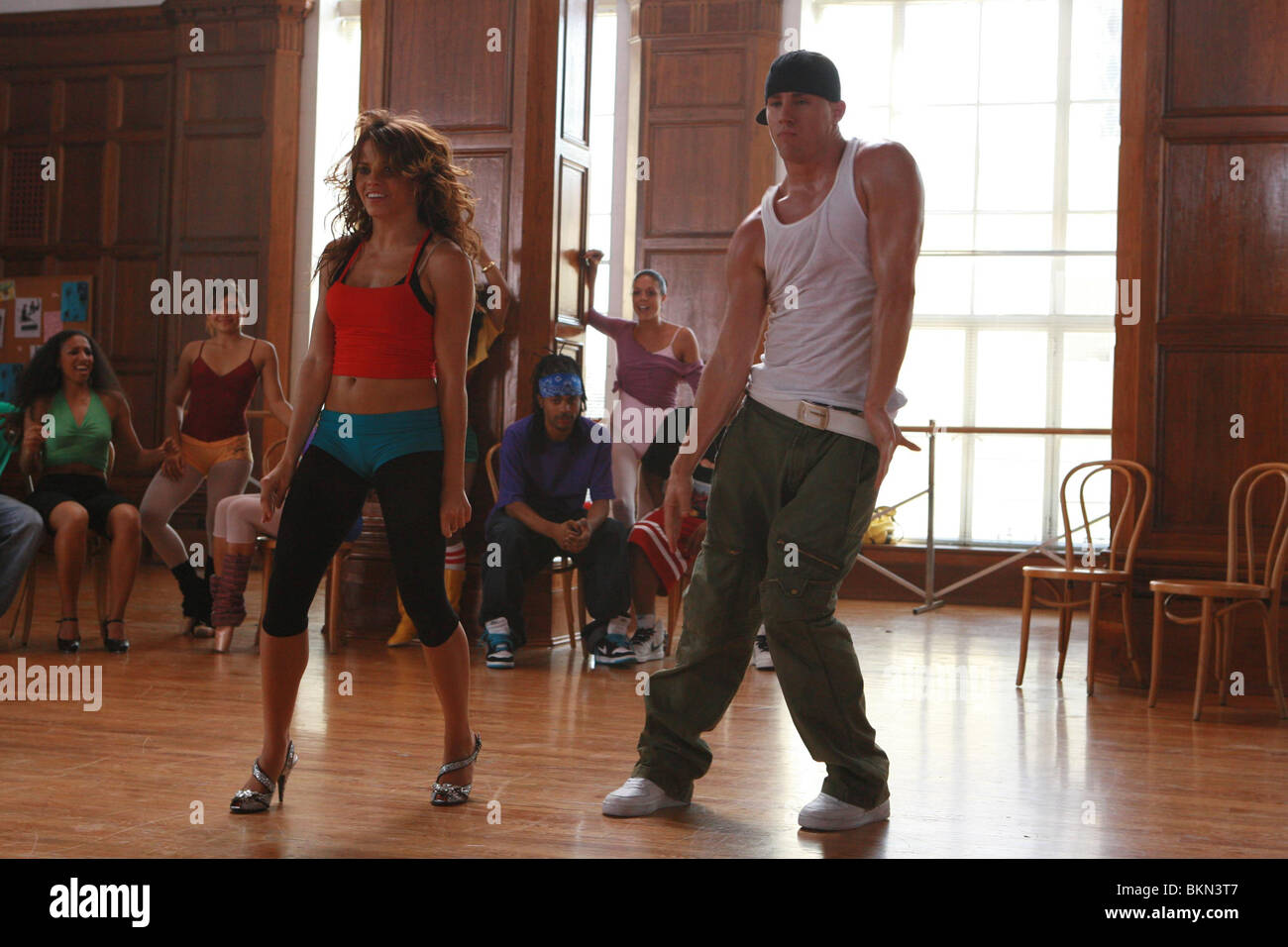 STEP UP (2006) CHANNING TATUM SEPU 001-30 Stockbild