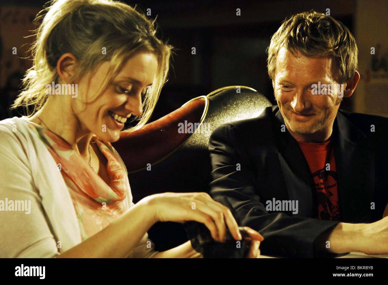 HILARY DUFF (UNBEKANNTE FRANZÖSISCHE FILM) Stockbild