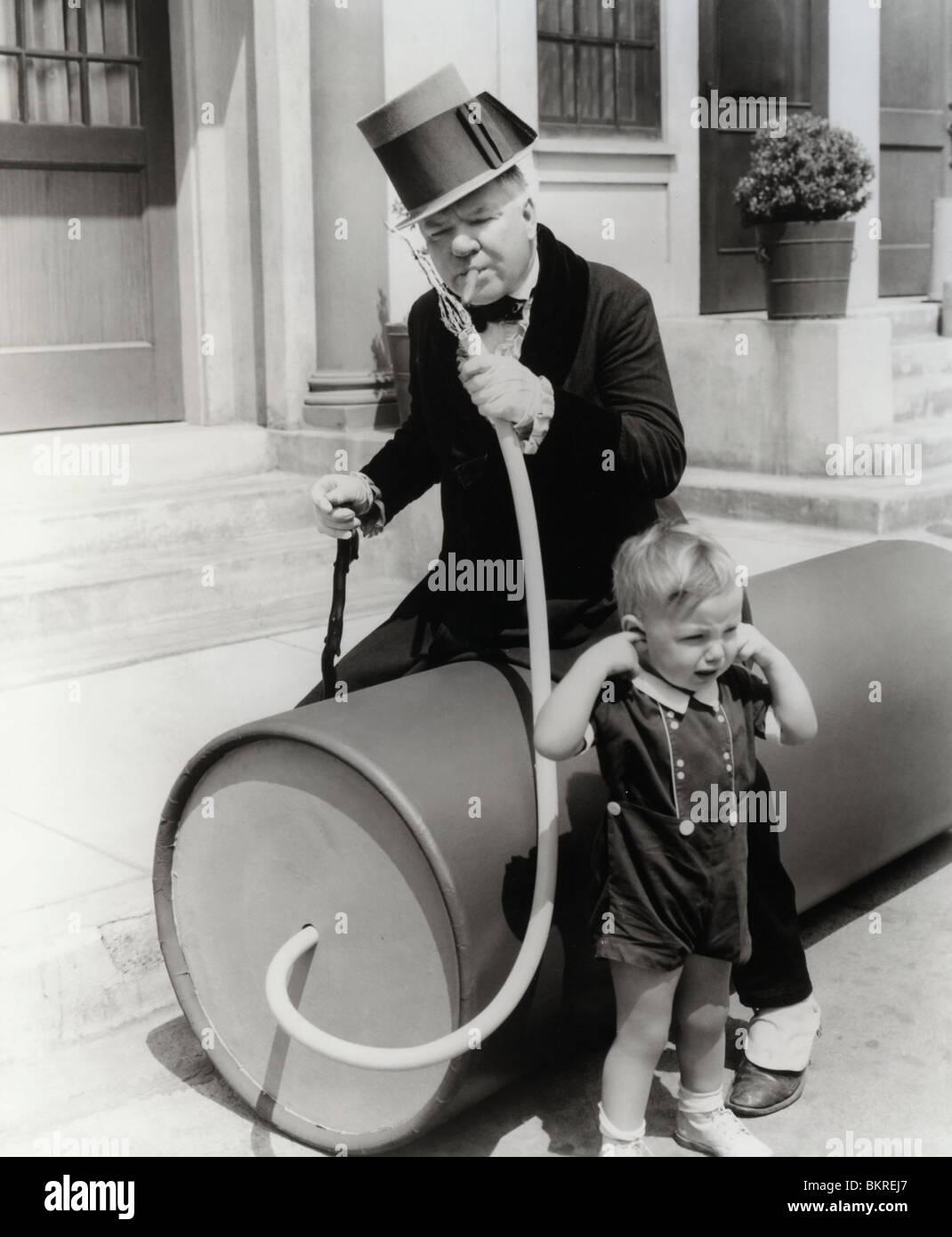 ALTEN ALTMODISCHE WEISE (1934) WC FELDER WILLIAM BEAUDINE (DIR) 003 Stockbild