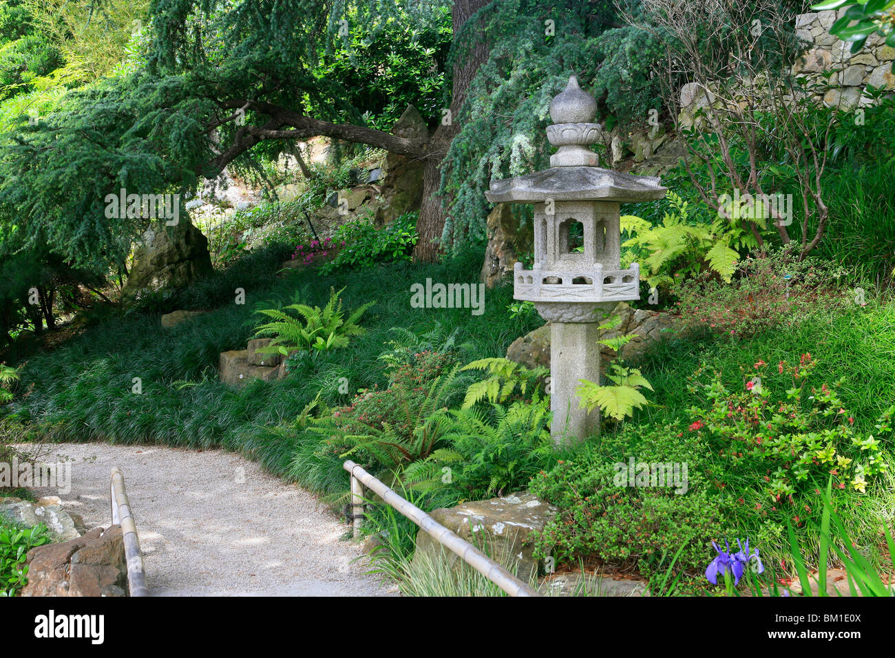 Japanischer Garten, Villa Ephrussi De Rothschild, St. Jean Cap ...