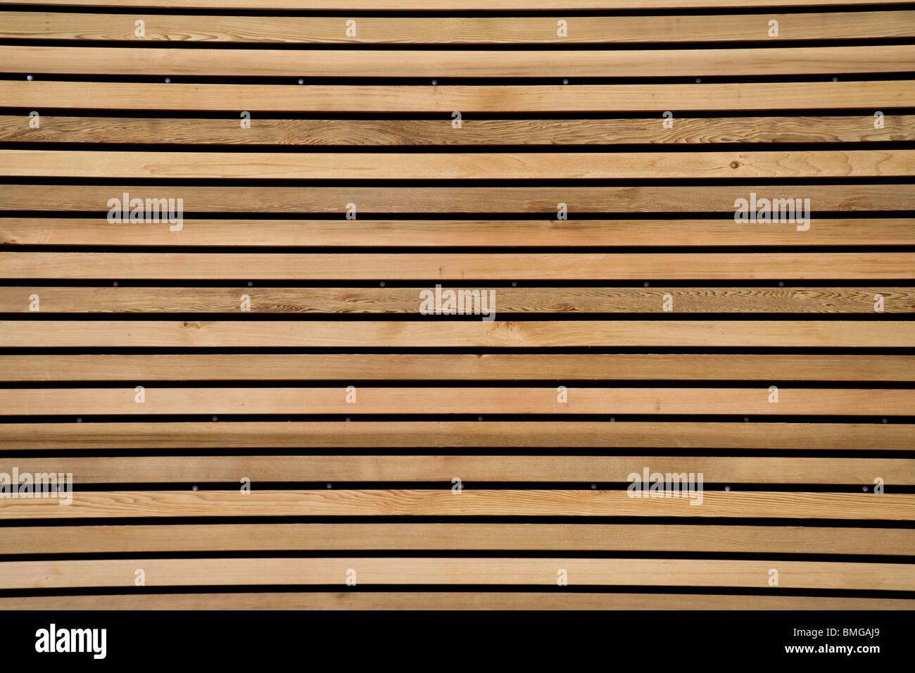 Holzmuster für Hintergrund hautnah Stockbild