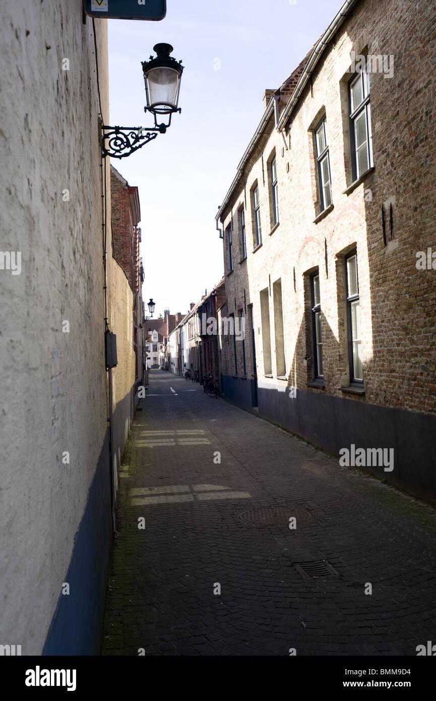 Rue Lampadaire Ombre Vitre Strassenlaterne Schatten Fenster