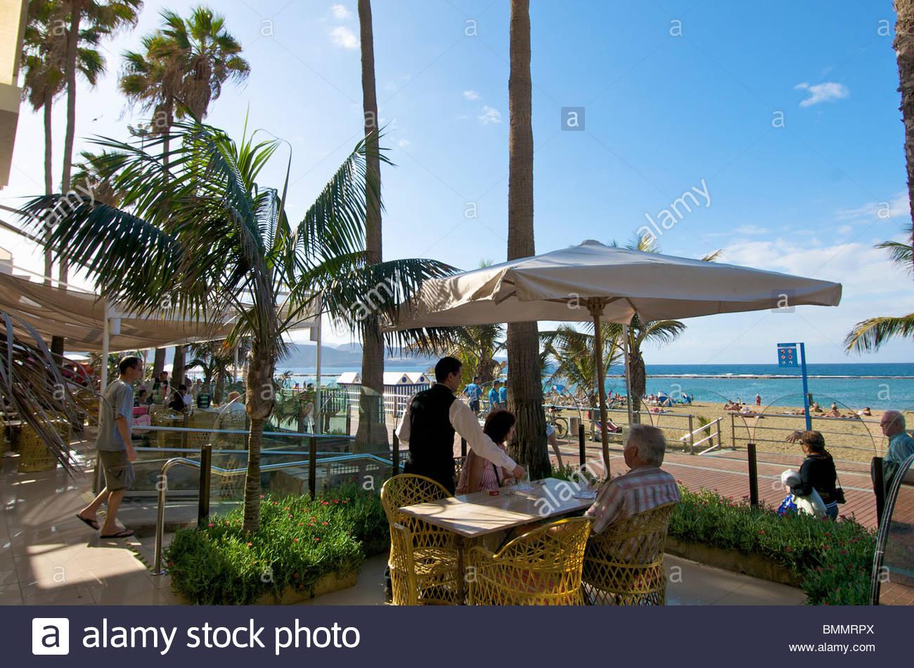 Reina Isabel Hotel Las Palmas Gran Canaria Kanarische Inseln Spanien