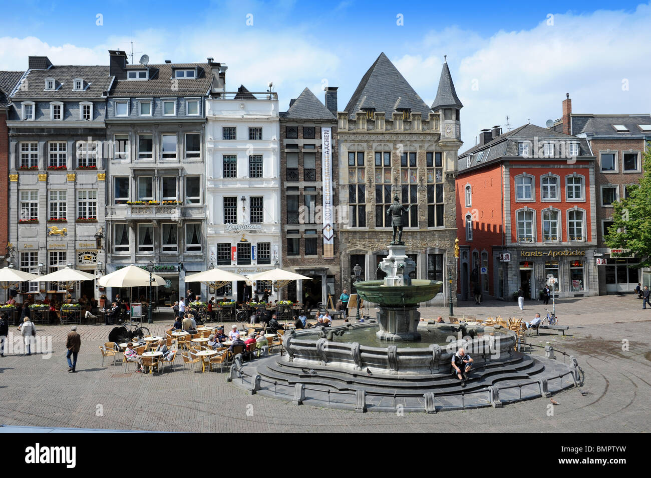 Anmelden Aachen