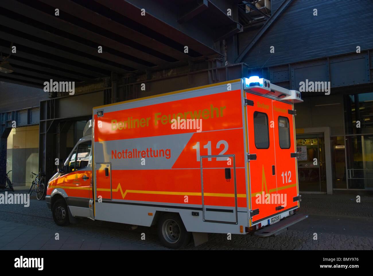 krankenwagen berlin