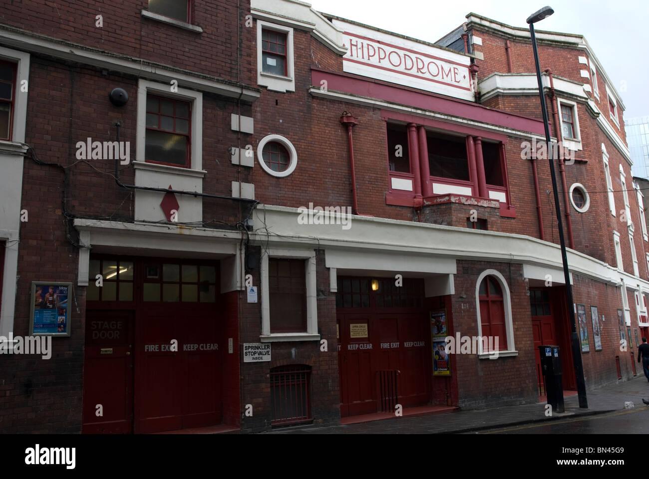 Hippodrome Theatre Bristol England Uk Stockfoto Bild 30210329 Alamy