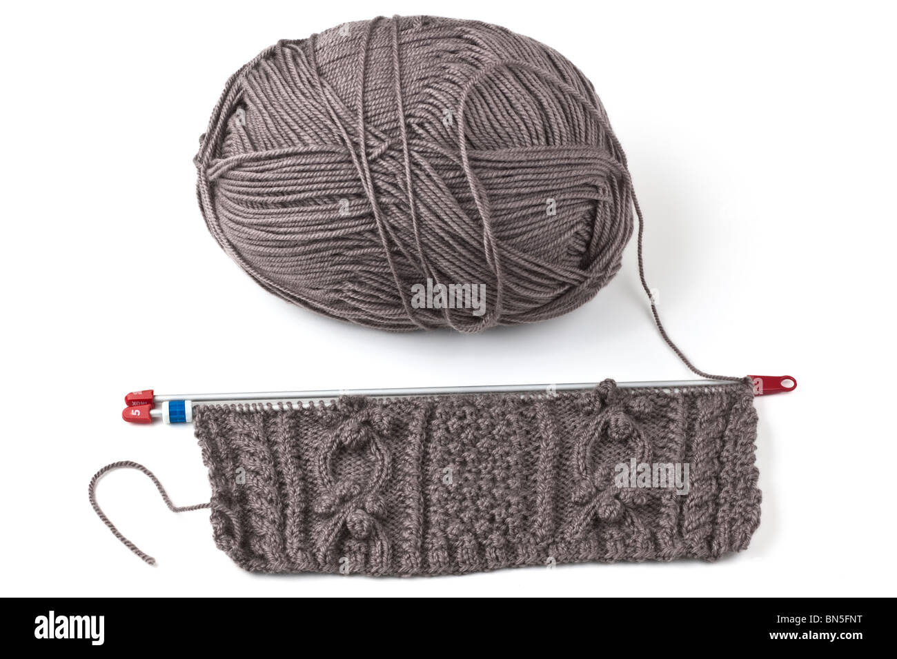 Enchanting Stricken Aran Muster Ornament - Decke Stricken Muster ...