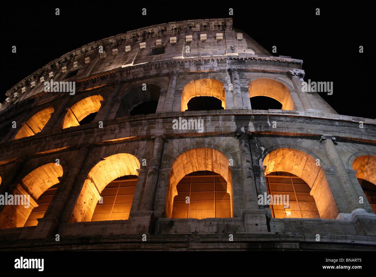 Colloseum Stockbild