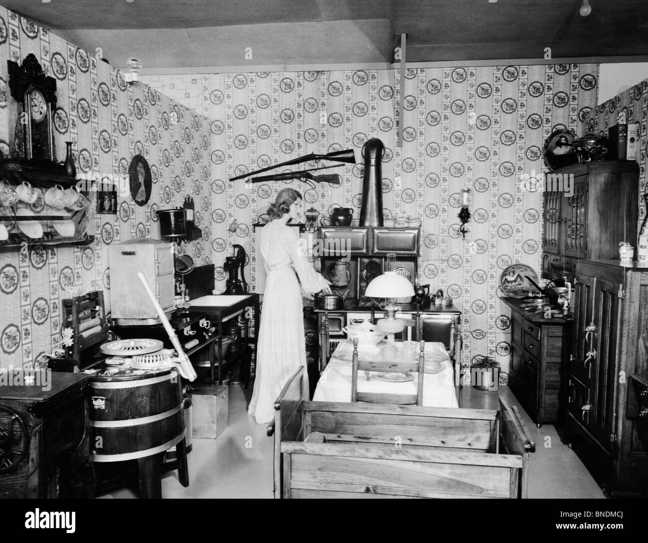 Pioneer Stove Stockfotos & Pioneer Stove Bilder - Alamy