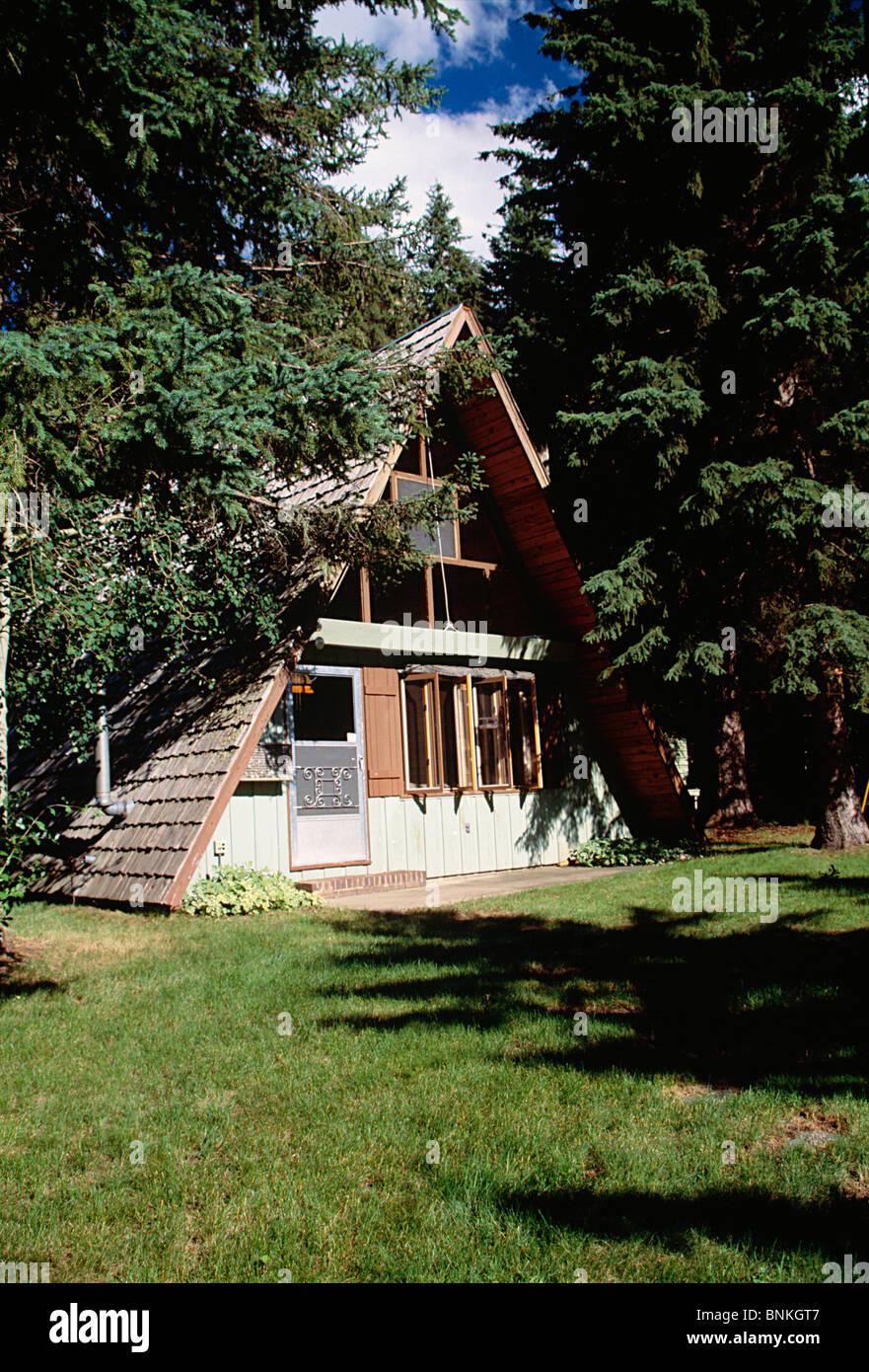Frame Cabin Black Hills Sd Stockfotos & Frame Cabin Black Hills Sd ...