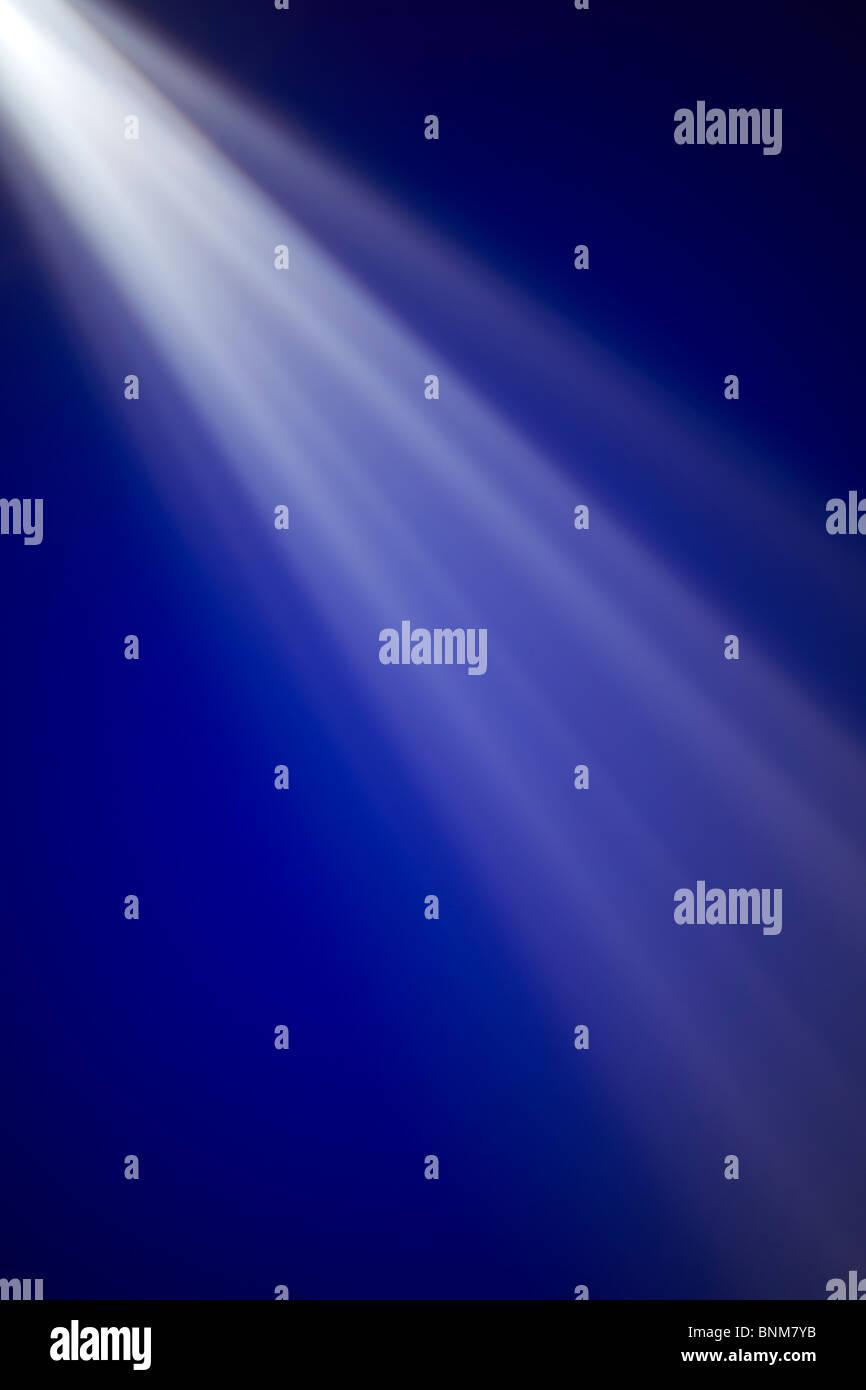 Welle des Lichtes Stockbild