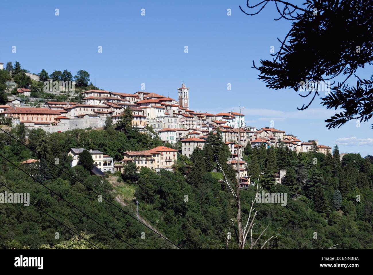 Varese Italien santa monte sacro monte di varese varese lombardei