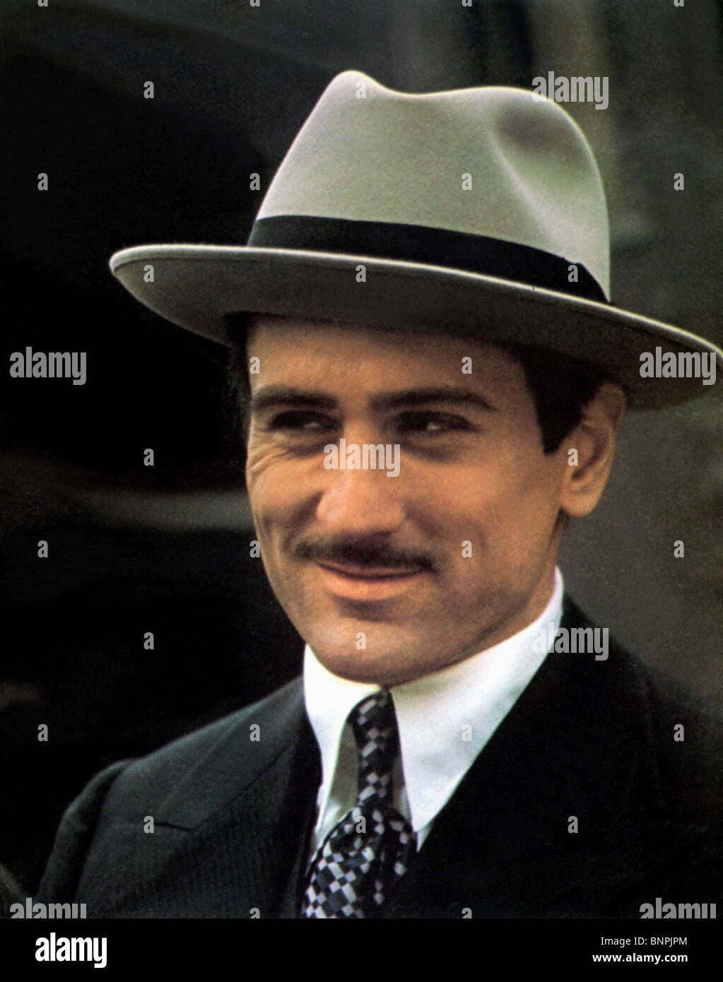 Robert De Niro Der Pate Teil Ii 1974 Stockfoto Bild 30615836 Alamy