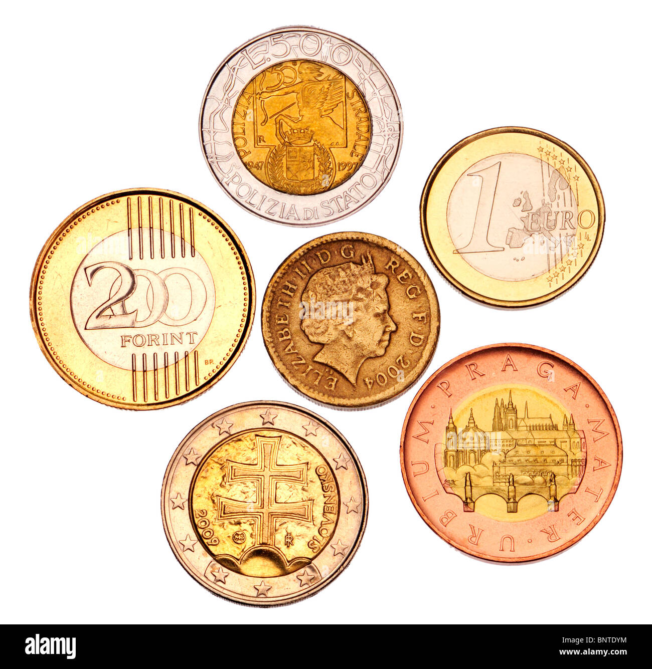 Gefälschte Münze Stockfotos Gefälschte Münze Bilder Alamy