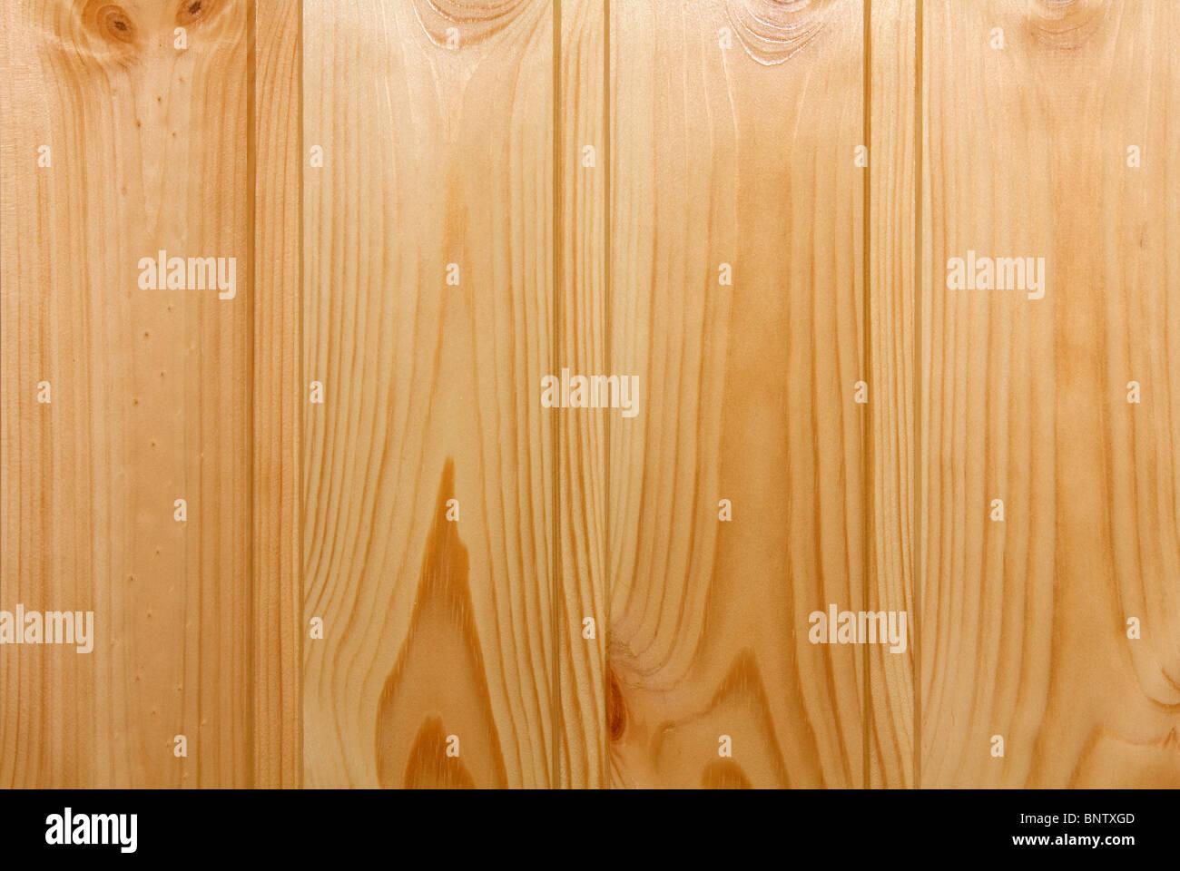 Leuchtende Dekoration Bretter mit Klarlack überzogen Stockbild