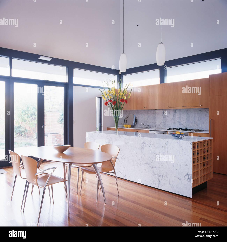 Erfreut Große Küche Insel Fotos Galerie - Küchen Design Ideen ...