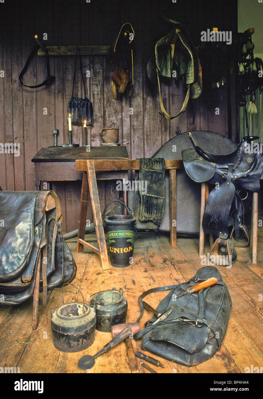 Landis Valley Museum Historische Sammlung Frühen Amerikanischen