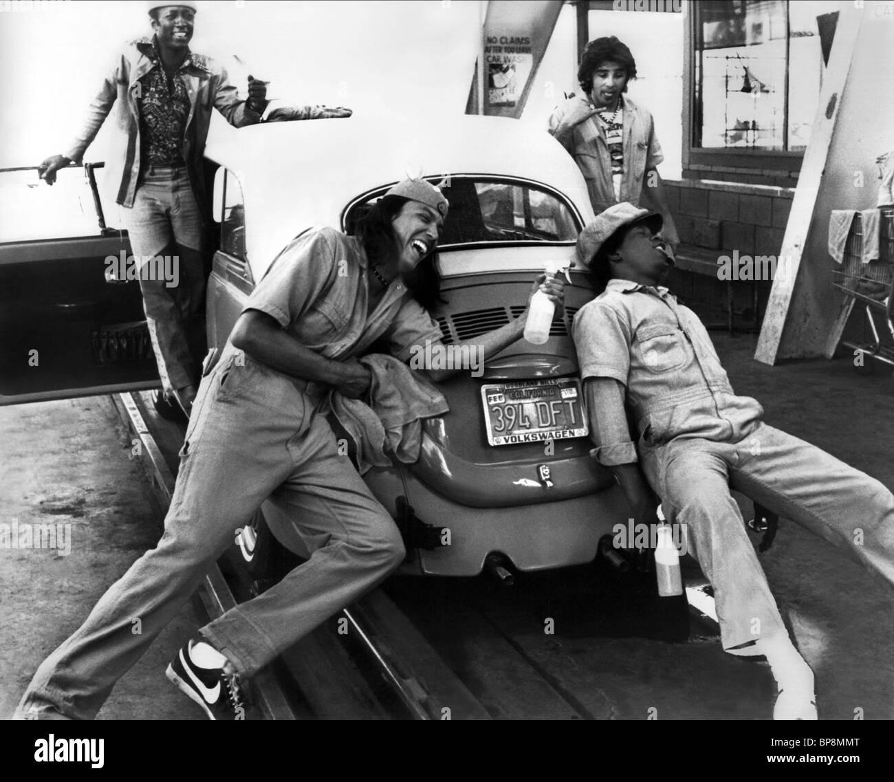 Vw Kafer In Car Wash Auto Waschen 1976 Stockfoto Bild 30924680