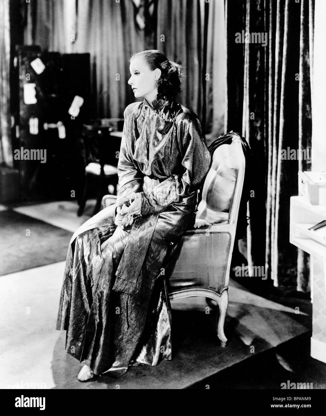 Greta Garbo Grand Hotel 1932 Stockfotografie Alamy