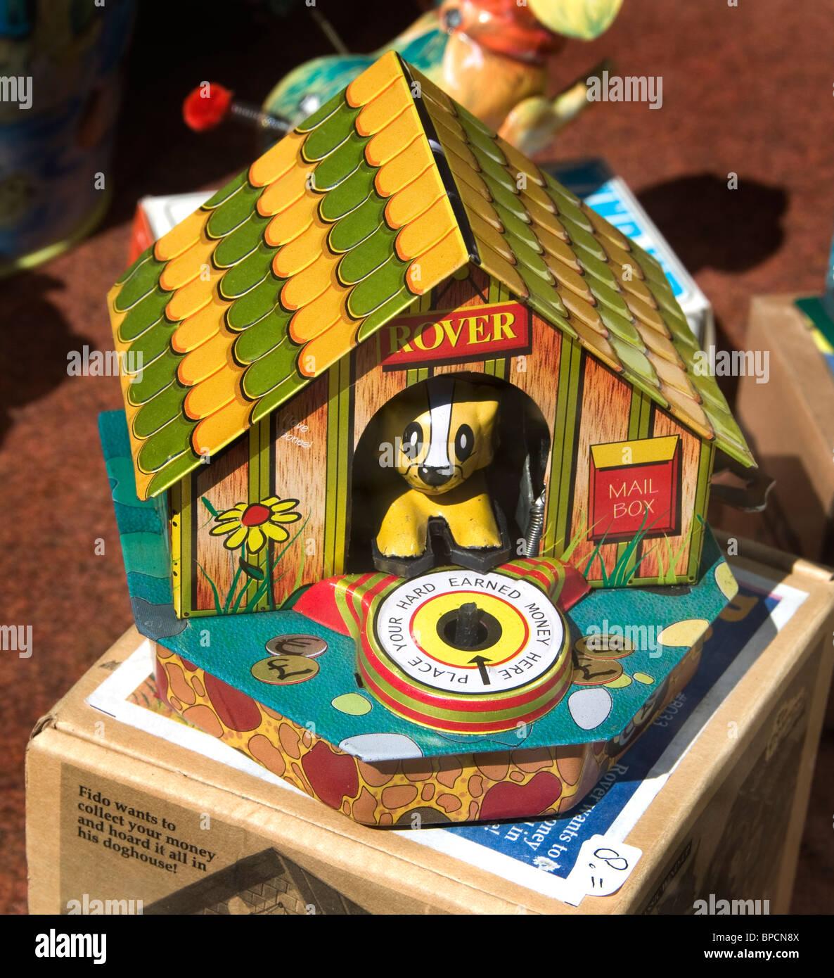 Rover Hundehaus Spielzeug Kinder Spielzeug Kind Stockbild
