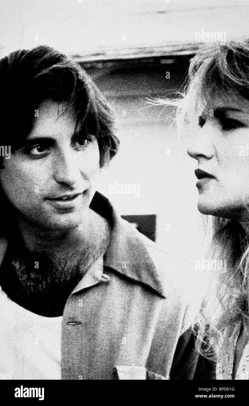 ANDY GARCIA & ELLEN BARKIN CLINTON UND NADINE (1988) Stockbild