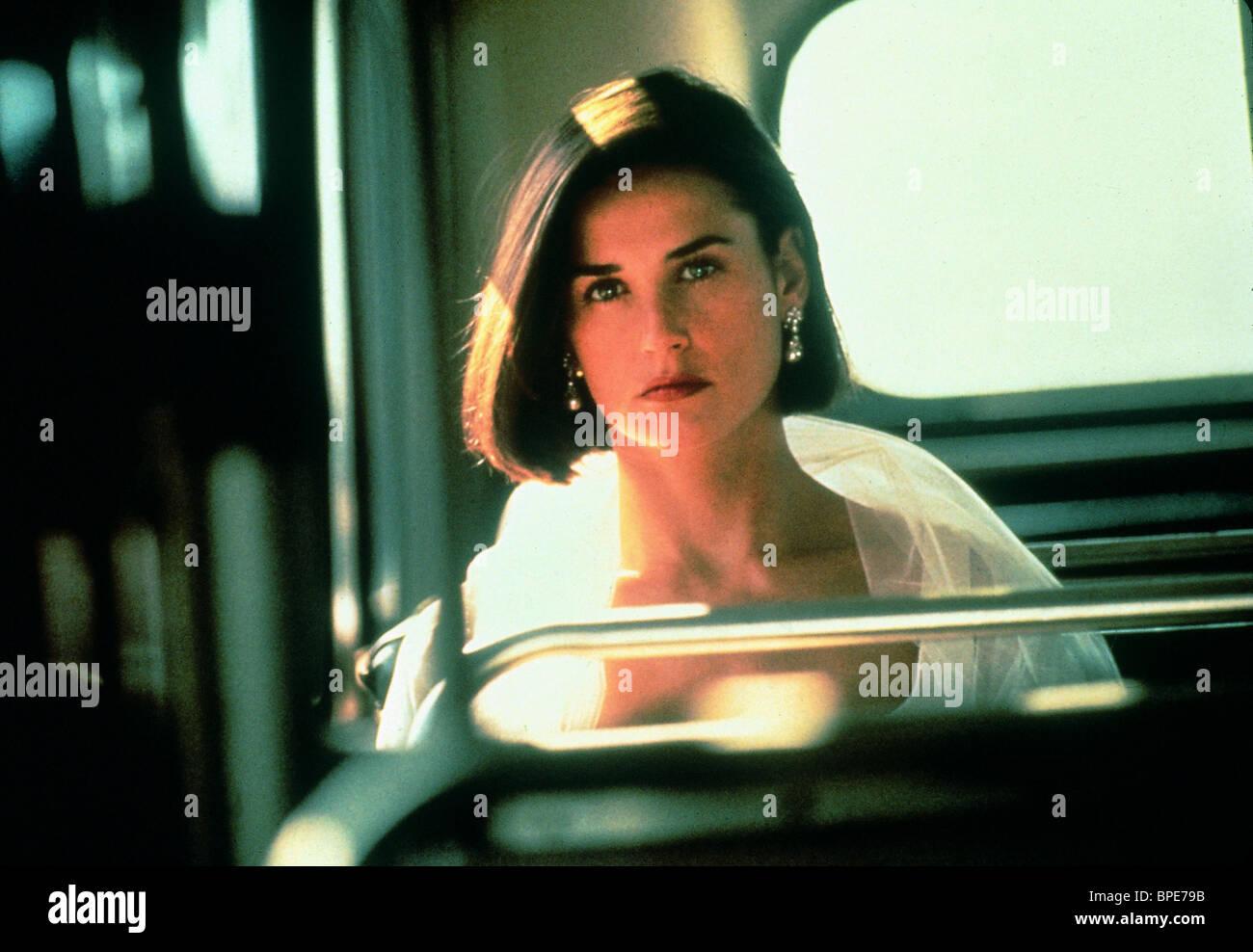 Demi Moore Ein Unmoralisches Angebot 1993 Stockfoto Bild 31045879