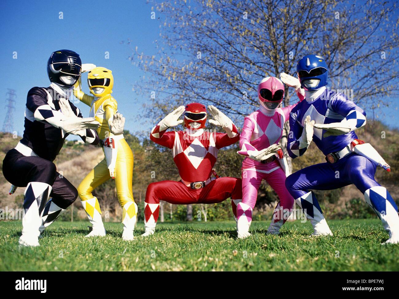 Charmant Mächtigen Morphin Power Ranger Malvorlagen Galerie ...