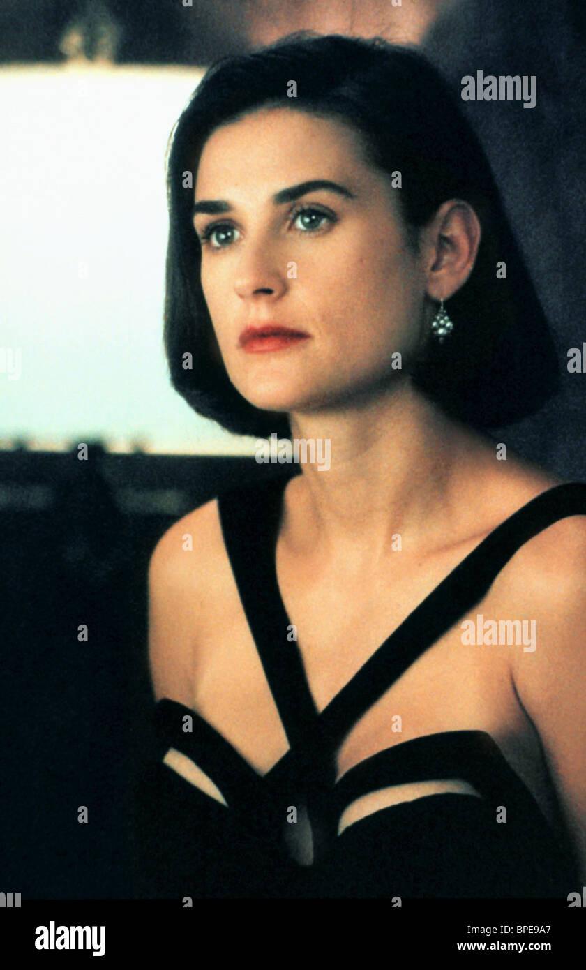 Demi Moore Ein Unmoralisches Angebot 1993 Stockfoto Bild 31047471